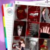 Buffy The Vampire Slayer Erin Condren Weekly Planner Sticker Kit