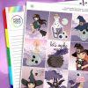 Make Magic Erin Condren Weekly Planner Sticker Kit
