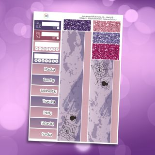 Make Magic Washi and Date Cover Stickers
