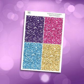 Mer-Mazing Glitter Headers Add On