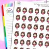 Searching Iris Character Planner Stickers