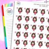 Love Bubble Character Planner Stickers