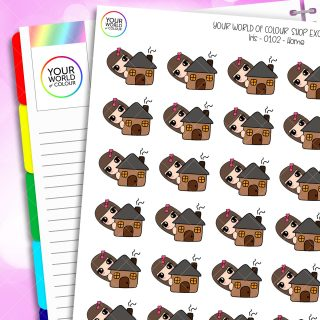 Home Planner Stickers