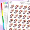 Morning Routine Character Planner Stickers