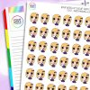 Make Notes Daisy Character Planner Stickers