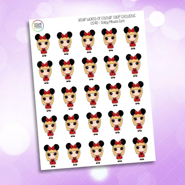Mouse Ears Daisy