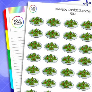 Paan Planner Stickers