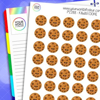 Cookie Planner Stickers