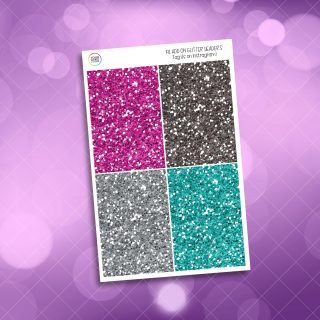 Fairy Life Glitter Headers Add On