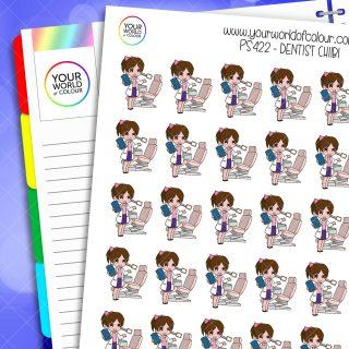 Dentist Planner Stickers