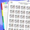 Planners Planner Stickers