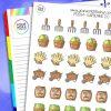 Gardening Planner Stickers 2.0