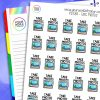 Take Photos Planner Stickers