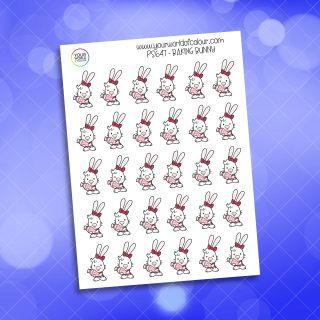Baking Bunny Planner Sticker