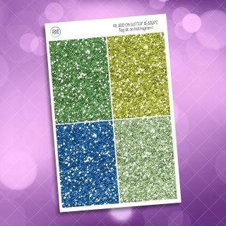 Magic This Way Glitter Headers Add On