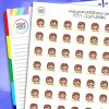 Lilly Planning Planner Stickers