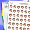 Lilly Parcel Planner Stickers