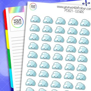 Cloud Planner Stickers
