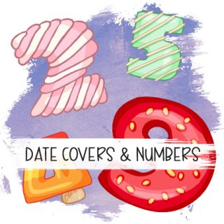 Date Covers & Numbers