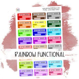 Rainbow Functional