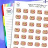 Christmas Post Planner Stickers