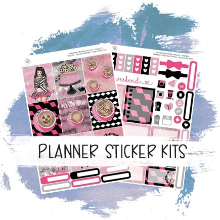 Planner Sticker Kits