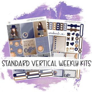Standard Vertical Weekly Kits