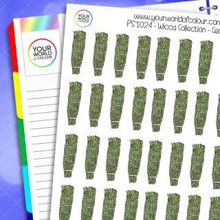 Cedar Planner Stickers