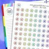 Email Planner Stickers