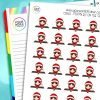 Elf On The Shelf Poppy Character Stickers