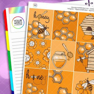 Honeybee Weekly Kit