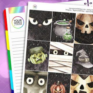 Spook Time Weekly Kit