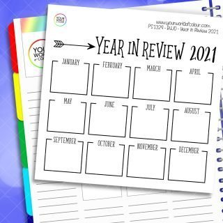Year In Review 2021