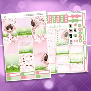 Bunny Kisses Dream Weekly Kit Mini Kit