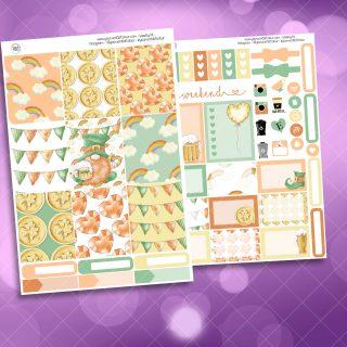 Gnome Weekly Kit 2 Sheet Kit