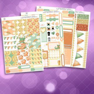 Gnome Weekly Kit 4 Sheet Kit