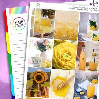 Lemon Squeeze Weekly Kit