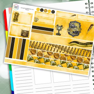 Loyal House Passion Planner Daily Sticker Kit