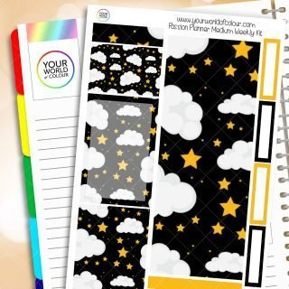 Eat Sleep Adult Repeat Passion Planner Weekly Kit