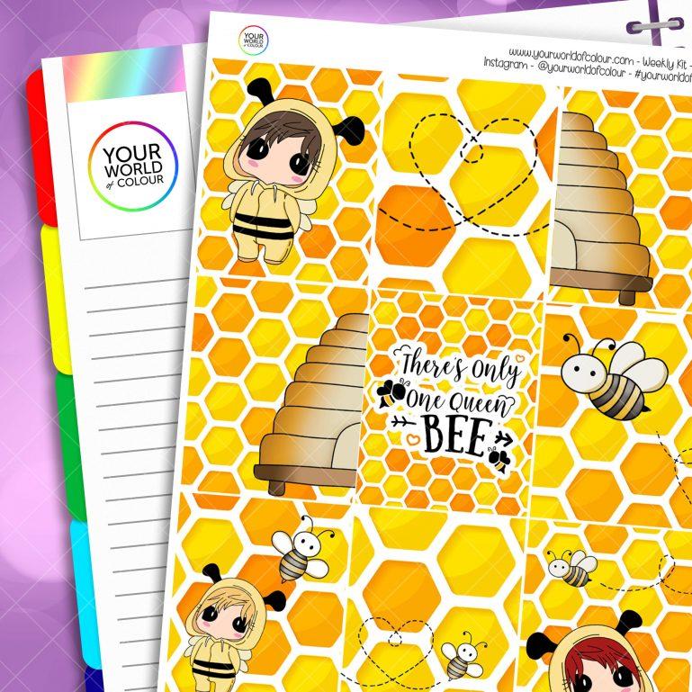 Queen Bee Weekly Kit