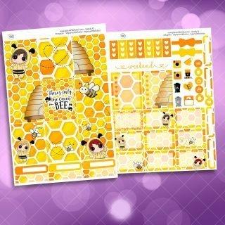 Queen Bee Weekly Kit mini kit