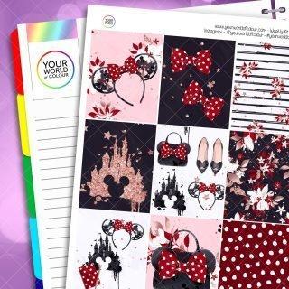Minnie Weekly Kit