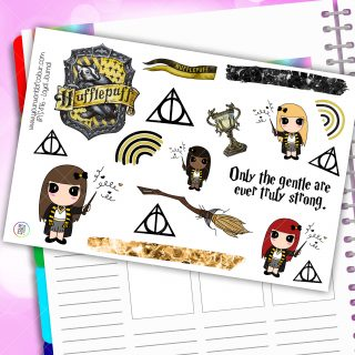 Loyal Journaling Planner Stickers