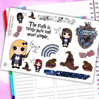 Interlect Journaling Planner Stickers