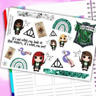 Cunning Journaling Planner Stickers