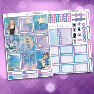 Starry Skies mini kit