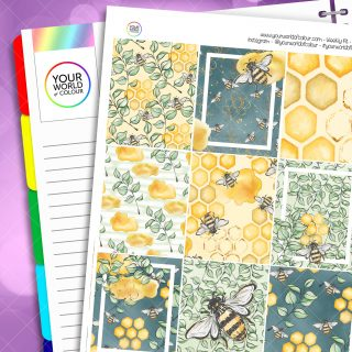 Bees Weekly Kit
