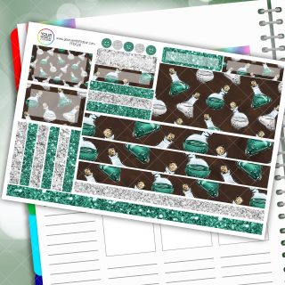 Cunning Potions Passion Planner Daily Sticker Kit