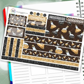 Friendly Potions Passion Planner Daily Sticker Kit