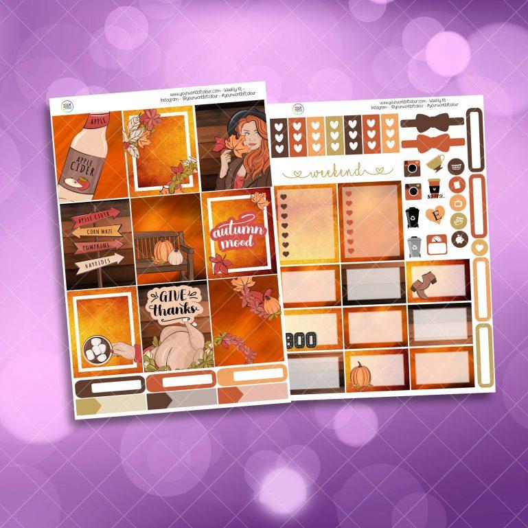 Autumn Mood Mini Kit